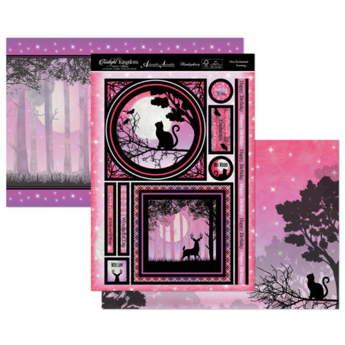 Hunkydory Twilight Kingdom Sunset Edition Luxury Die Cut Topper Sets