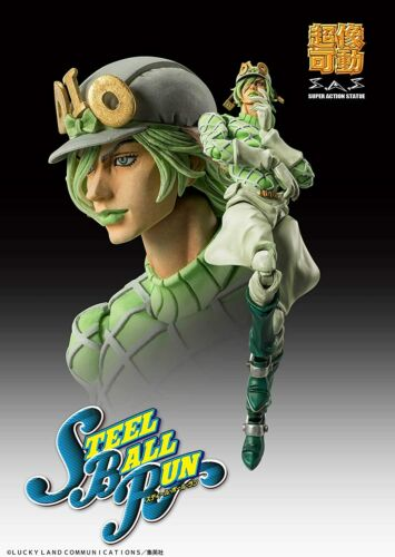 JoJo/'s Bizarre Adventure Part 7 Steel Ball Run Diego Brando Medicos PSL