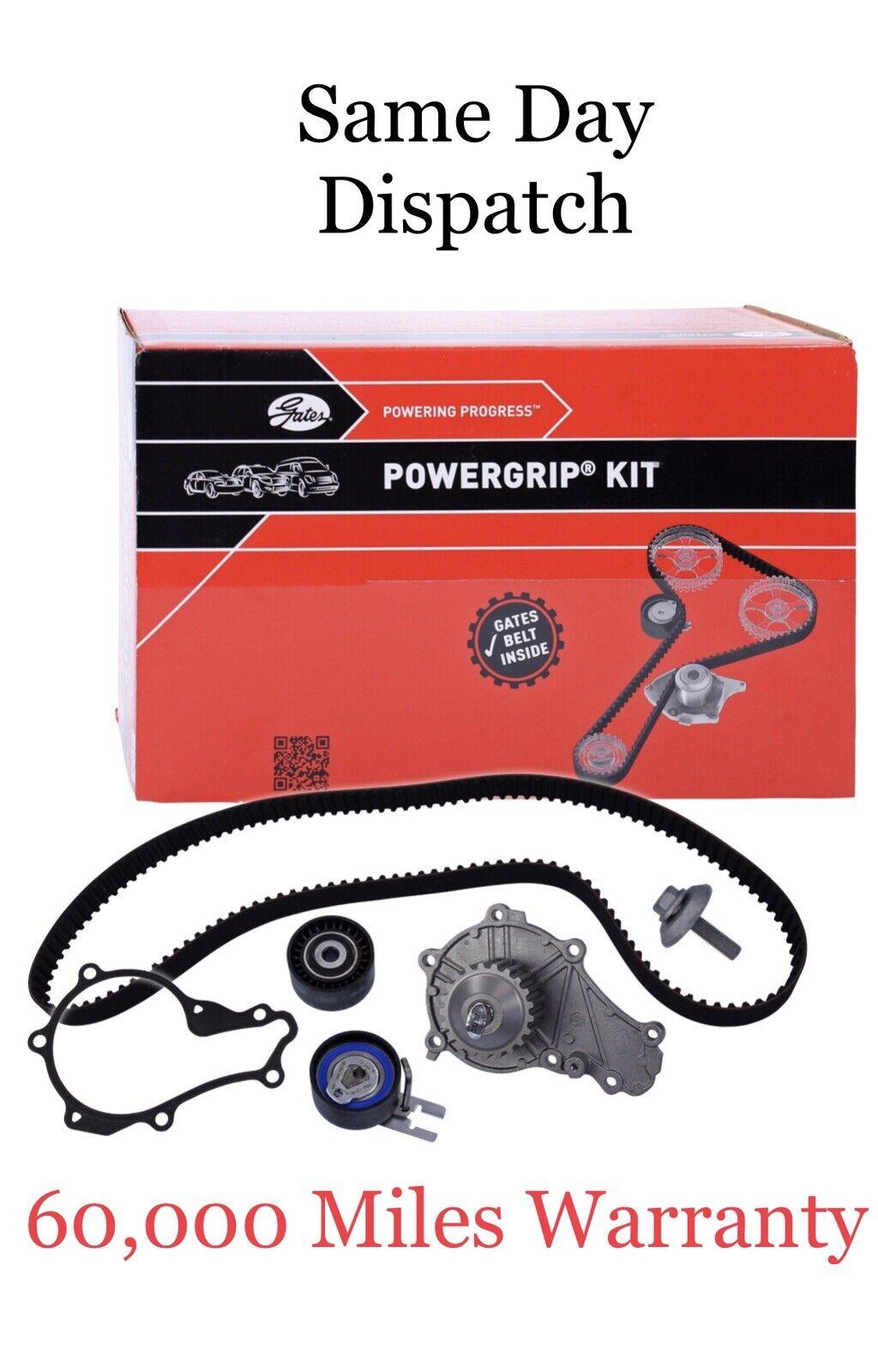 Timing Belt /& Water Pump Kit KP15587XS Gates Set 16095249 1609524980 2008680 New