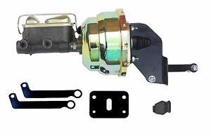 Mopar-8-034-Dual-Power-Brake-booster-amp-1-034-bore-master-Kit-for-A-B-amp-E-Body-NEW