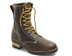 536 Leder Boots Schnürschuhe Biker Worker Rock Punk Desert Boots Dr. Molt's 44