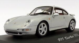 Minichamps-Escala-1-43-WAP-020-069-10-Porsche-911-Turbo-993-Plata