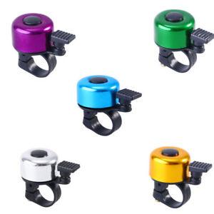 90db-Bicycle-Bike-Bell-Ring-Alarm-Black-Handlebar-Accessory-Cycling-Horn-Alloy