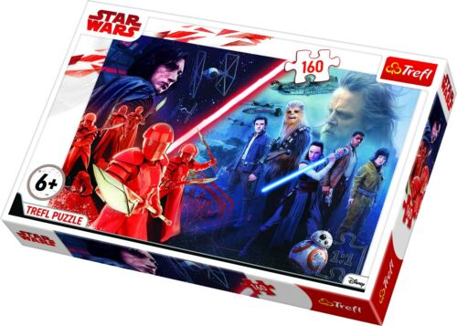 Trefl 160 Piece Kids Large Disney Star Wars Final Battle War Jigsaw Puzzle NEW