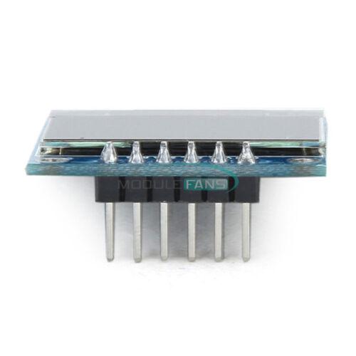 """0.96/"""" 6Pin Blue 12864 IIC I2C SPI OLED Display Module For Arduino Raspberry Pi"""