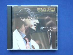 BRYAN-FERRY-Let-039-s-Stick-Together-CD-Vintage-1984-EGCD24