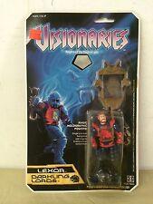 1987 Visionaries LEXOR No. 7910 Hasbro NOS Unopened Vintage