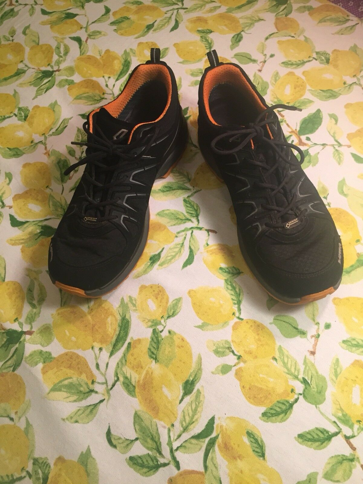 Lowa Mens Tennis Shoes Worn Once