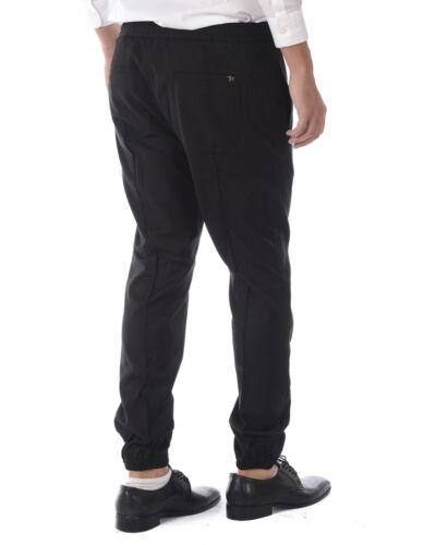 Alessandrini Pantalons Noir Pantalons Hommes Jeans Daniele 1 P3441n8073707 gqFd5vg