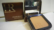 HELENA RUBINSTEIN GOLDEN BEAUTY 01 GOLDEN TAN BRONZING PRESSED POWDER 8gr TERRA
