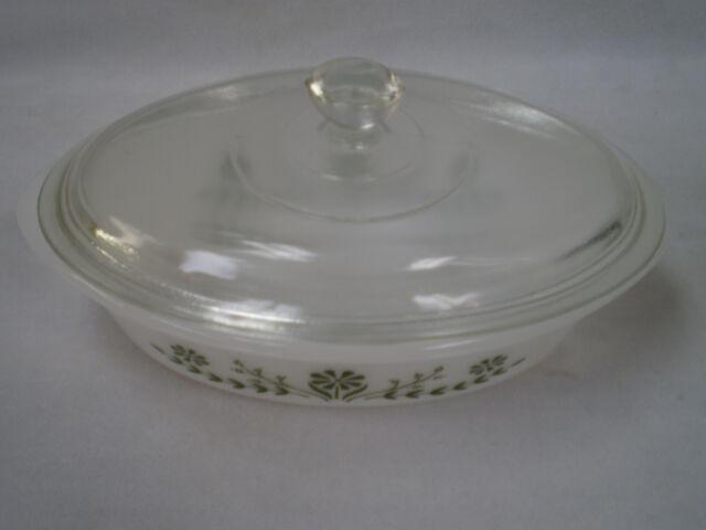 Glasbake Casserole Dish