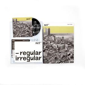 NCT127-NCT-127-1st-Album-127Regular-Irregular-Regular-ver-No-photocard