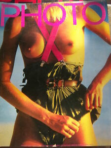 Photo-Magazine-1983-No-195-Feurer-Kennedy-Magnum-Leibovitz-Notebook-Kill-Canibal