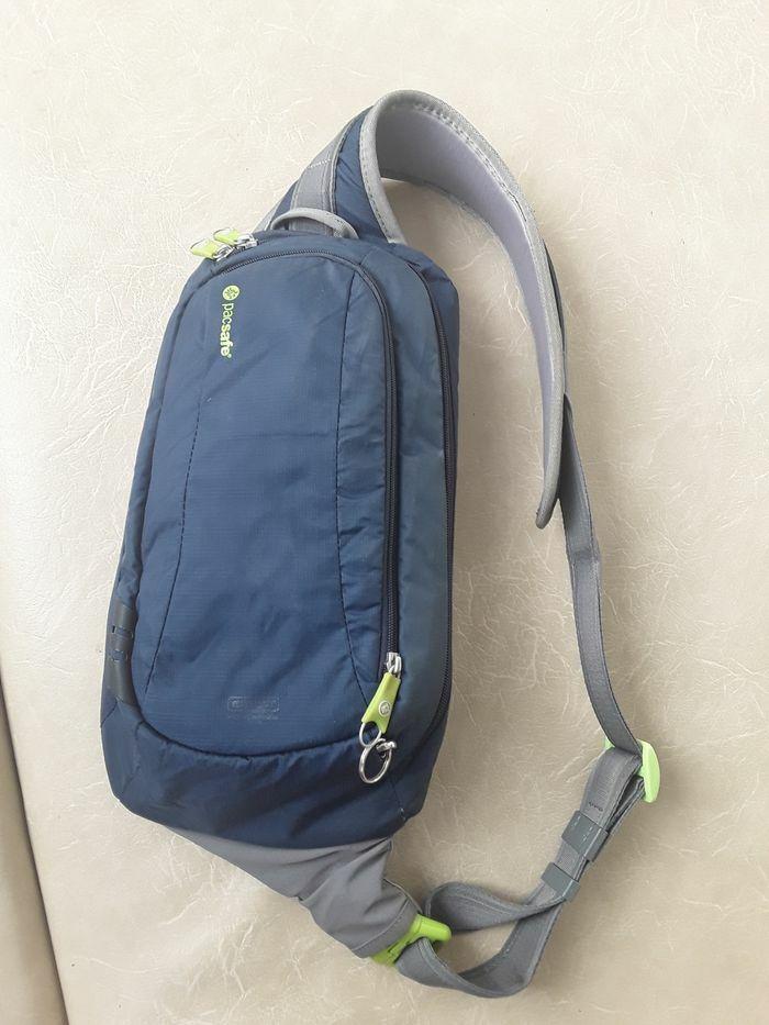 venturesafe 200 gii anti theft travel bag