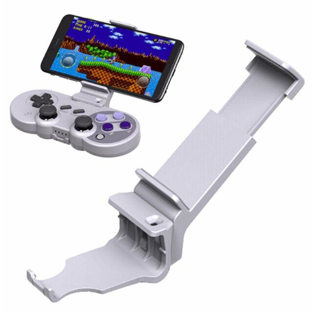 8Bitdo Xtander Phone Mount Bracket Clamp Holder for SN30 Pro/SF30 Pro Game ij