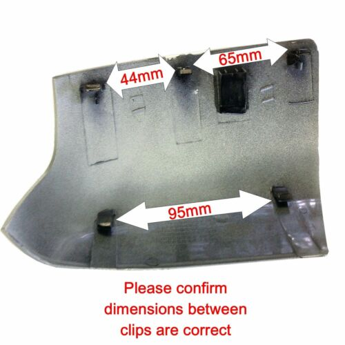 Mirror Cover FOR indicator RIGHT FORD Sea Gray Focus C-Max to 2008