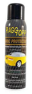 RaggTopp Fabric Convertible Top Protectant 14 oz. aerosol can RT-2141