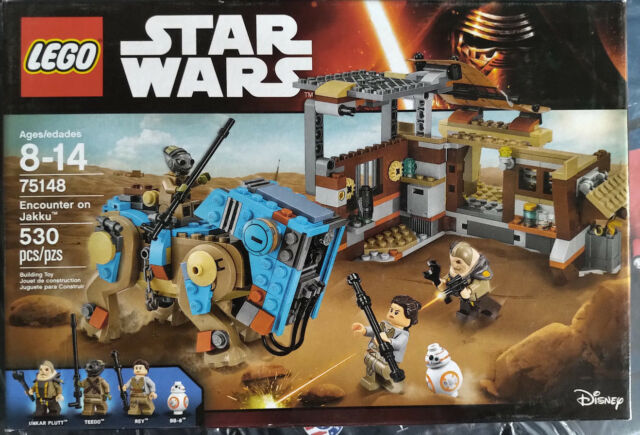 LEGO STAR WARS 75148 ENCOUNTER ON JAKKU (2016) NEW SEALED THE FORCE AWAKENS