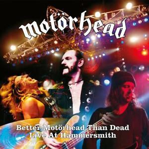 MOTORHEAD-BETTER-MOTORHEAD-THAN-DEAD-LIVE-AT-HAMMERSMITH-DIGIPAK-2-CD-NEUF