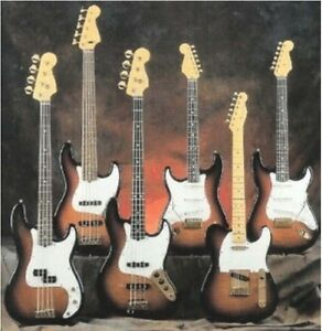 Details about Fender Guitar Manuals Parts B Wiring Diagram Amps SCHEMATICS on