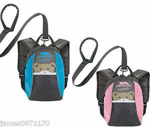Girl Bags Boys Detachable Safety Reins Bags Small Backpack Kids Bag