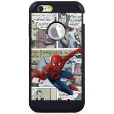 Apple iPod Touch 5/6 5th/6th Gen. Hybrid Case Cover Comics Spiderman Cartoon V