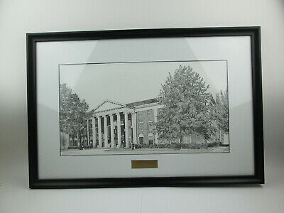University of Alabama Jimmy Tom Goostree Autographed 216 School of ...
