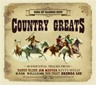 Country Greats by Various Artists (CD, Oct-2014, 2 Discs, My Kind of Music)