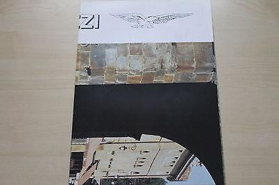 Moto Guzzi Modellprogramm Gutherzig 171064 Prospekt 1993