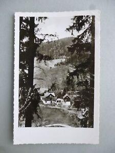 Ansichtskarte-Badisches-Turnerheim-Brandeck-Lindle-Nr-634