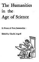 Humanities in the Age of Science by Angoff, Charles