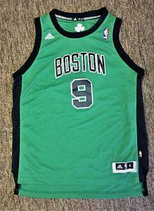 Image is loading NWT-Adidas-Swingman-NBA-Jersey-BOSTON-Celtics-Rajon- 796ab072d