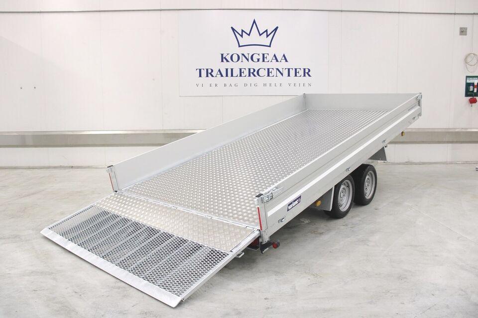 Trailer Variant 2700 U4 - LED lygtesæt, lastevne (kg):