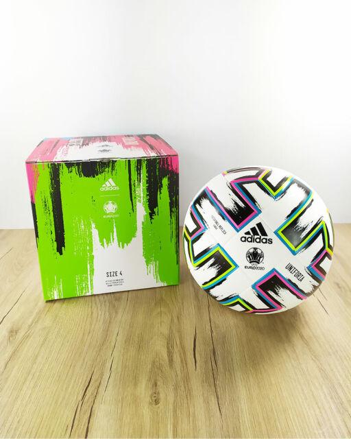 Adidas unifo lge box pallone calcio europei 2020 con scatola fh7376