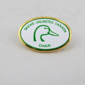 Ducks Unlimited Pin Ducks Unlimited Canada Chair Sticker Pin Ebay