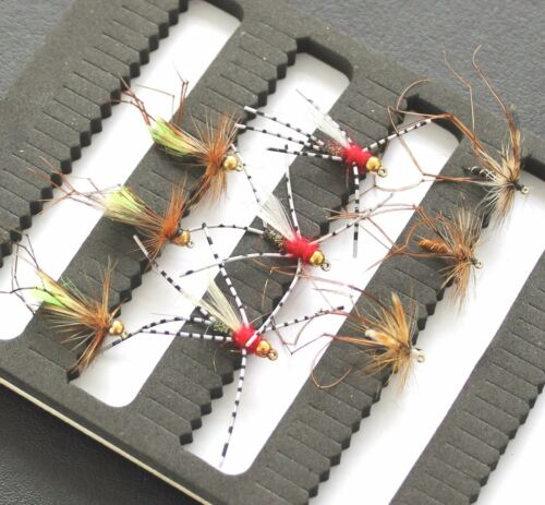 TROUT FLIES Daddy Long Legs Trout Flies Trout Fishing Flies UK