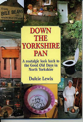 """AS NEW"" Lewis, Dulcie, Down the Yorkshire Pan (Privies S.), Paperback Book"