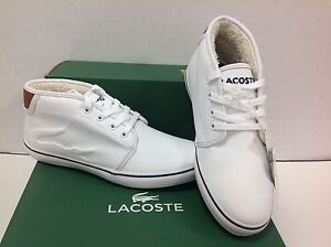f79853d322df54 Image is loading Lacoste-Ampthill-Chunky-Winter-Sport-Boys-Kids-Trainers-