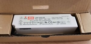 LED-Driver-Mean-Well-Output-42V-1-43A-LPF-60-42