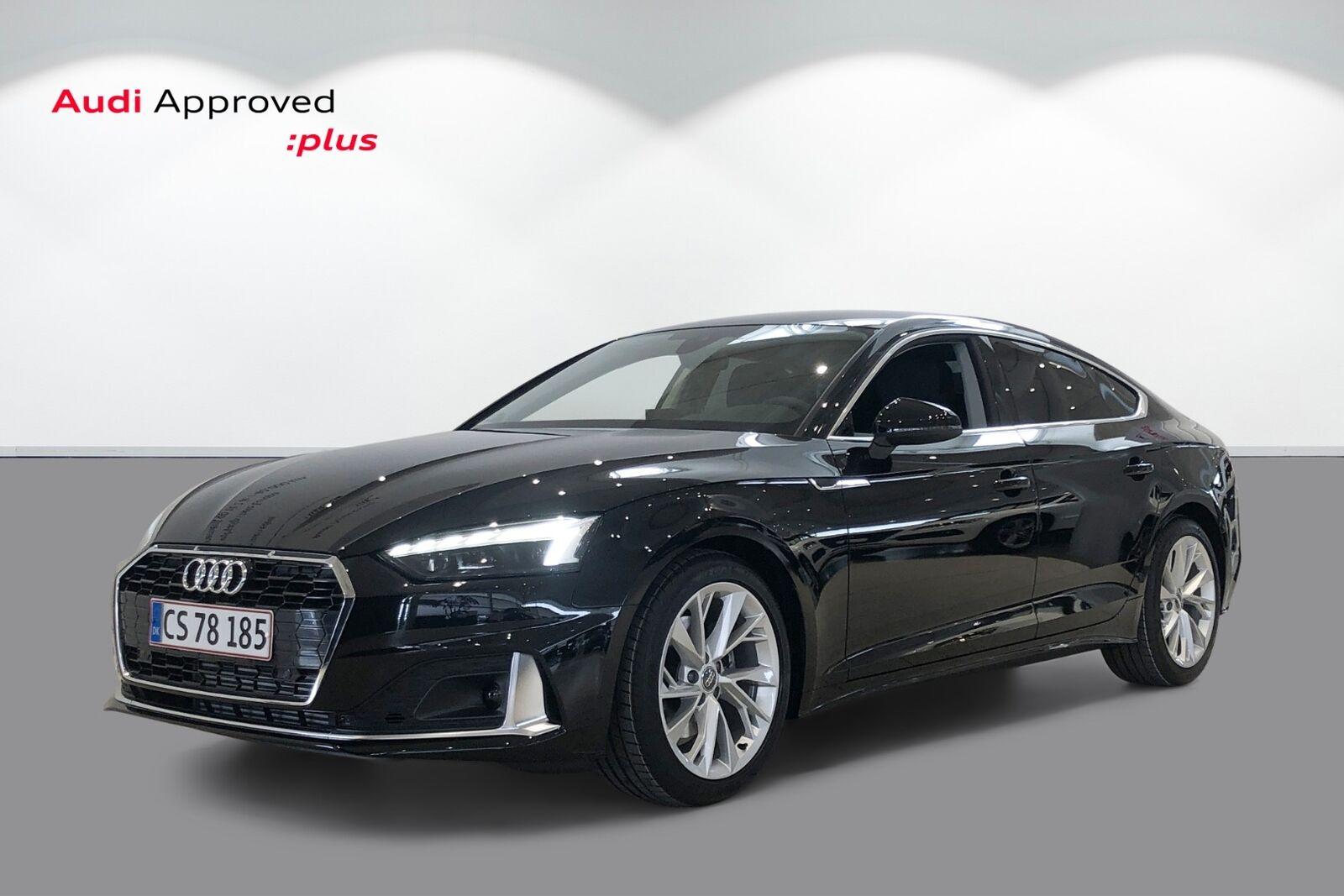 Audi A5 40 TFSi Advanced+ SB S-tr. 5d - 512.900 kr.