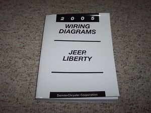 2005 jeep liberty electrical wiring diagram manual sport renegade image is loading 2005 jeep liberty electrical wiring diagram manual sport
