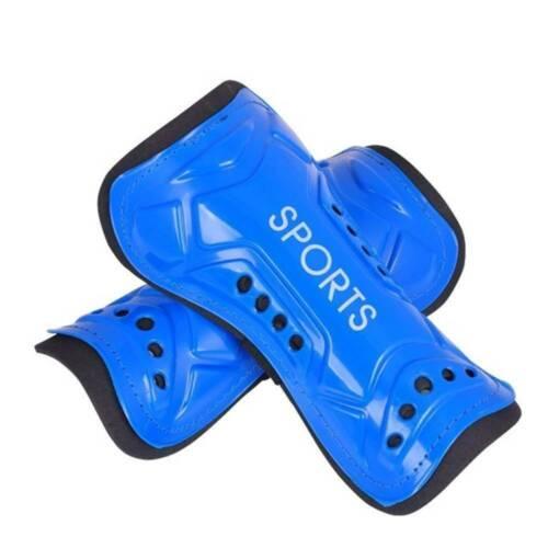 1Pair Adults Kids Football Soccer Shin Pads Shin Guards Light Soft Foam Protect*