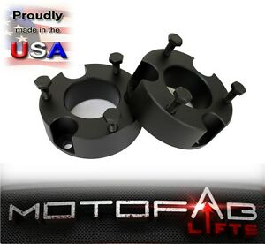 """3"""" Front Lift Leveling Kit for 05-21 Toyota Tacoma FJ Cruiser Billet MADE IN USA"""