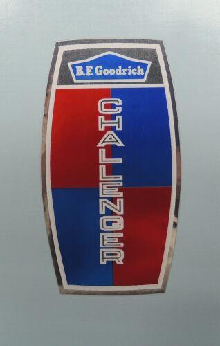 BF Goodrich Challenger headbadge