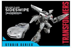 (InHand) Hasbro Transformers Studio Series Deluxe DOTM Sideswipe Figure New