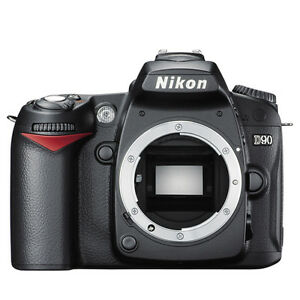 Nikon-D90-12-3MP-Digital-Camera-SLR-Body