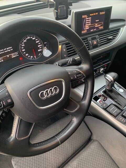 Audi A6 2,0 TDi 177 Avant Multitr. Diesel aut. Automatgear