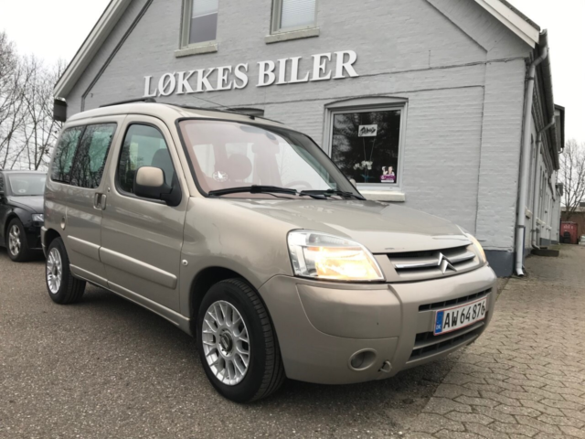 Citroën Berlingo 1,6i 16V Multispace Multitop Benzin…