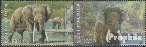 South Africa 15301531 Couple complete.issue. fine used cancelled 2003 diplo