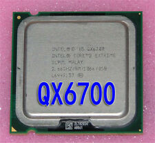 Intel Core 2 Extreme QX6700 2.66GHz LGA 775 SL9UL 4-Core 8M Cach 130W Processor